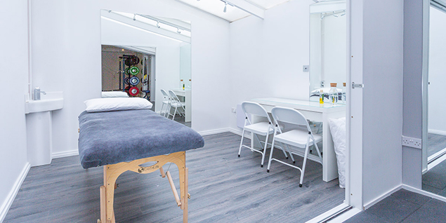 Small image of Marylebone studio