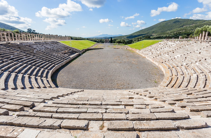 Ancient Greek Stadium